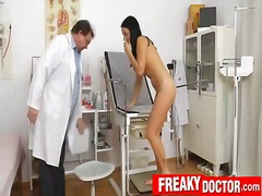 Medical, Vaginal, Open, Fetish, Shot, Cervix, Pussy, Examination