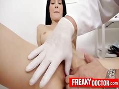 Internal, Shot, Open, Fetish, Vagina, Enema, Medical, Examination