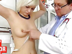 Pussy, Stretching, Medical, Cervix, Speculum, Fetish, Doctor, Skinny