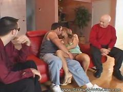 Seks Bertiga, Ibu Rumah Tangga, Istri Selingkuh, Milf, Hidung Belang, Tante Girang, Istri-Istri