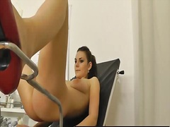 Spy, Gyno, Doctor, Hidden, Patient, Cam, Webcam