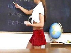 بنات مدارس, آسيوى, زوجان, مرح, طيز