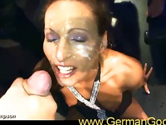 Pissing, Bang, Euro, Facial, Cumshot