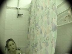 كاميرا حية, حمام, واقعى, تجسس