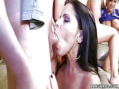 Big, Wild, Groupsex, Pornstar, Tits, Orgy