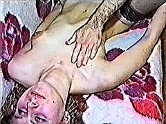 Ruso, Vintage, Sexo En Grupo