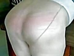 Punishment, Ass, Nylons, Spanking, Pain
