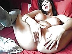 Webcam, Angel, Nasty