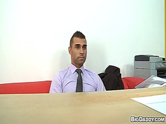 Office, Gay, Homosexual, Video, Boy, Horny, Movies, Guy