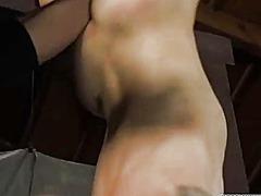 Humiliation, Punishment, Bdsm, Slave, Video, Rough, Discipline, Girls