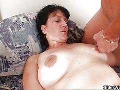 Milf, Derdhja E Spermës, Me Fytyrë, Me Përvojë, Çeke