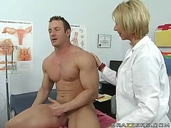 Milf, Blonde, Brianna, Fucking, Beach, Lingerie, Mom, Doctor
