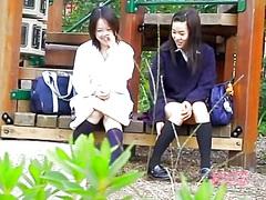 Girls, Asian, Enjoy, Voyeur, Cute, Their, Video, Babe