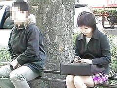 في الشغل, في العلن, يابانيات, كاميرا حية, كاميرا مخفية