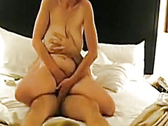Doggy, Babe, Some, Riding, Pounding, Large, Woman, Cowgirl